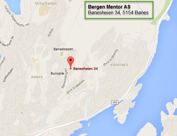 Bergen Mentor AS